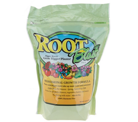Rootblast Once-a-Season Growth Formula 5.5 lb Pouch