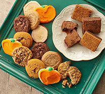 Cheryl's 30-Piece Fall Cookie and Brownie Assortment - M60321