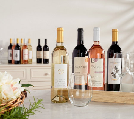 Martha Stewart Wine Co. 12 Bottle Summer Wine Set