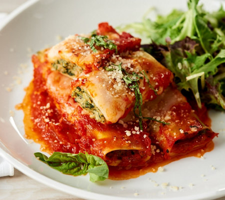 Valerie Bertinelli's Very Best (18) 2.75-oz Sausage Cannelloni