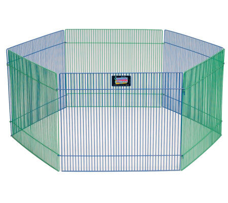 Small Animal Exercise Playpen Six Panel