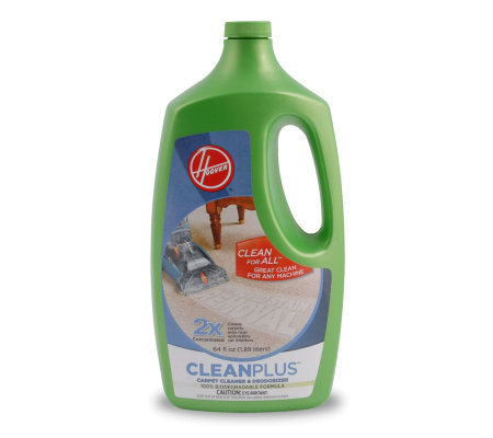 Hoover 64-oz 2X CleanPlus Carpet Cleaner & Deodorizer