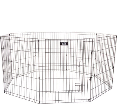 "PETMAKER Exercise Playpen 58""x60""x30"""