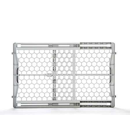 Carlson Plastic Expandable Gate with Steel Support Rod