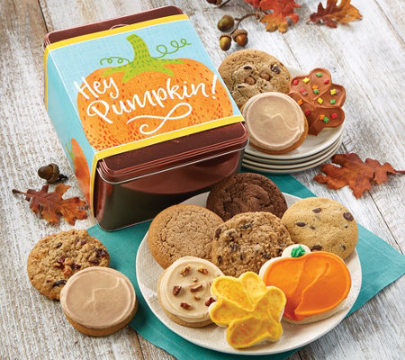 Cheryl's Hey Pumpkin Gift Tin
