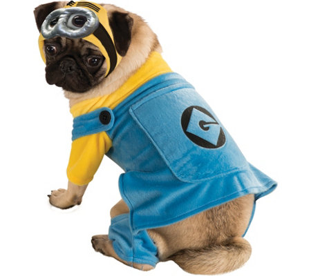Rubie's Minion Pet Costume-Large