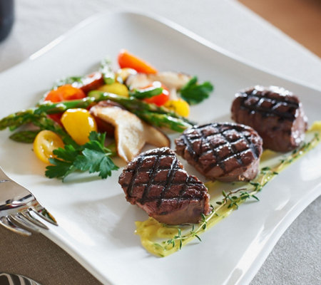 Kansas City Steak (16) 2 oz Tenderloin Medallions Auto-Delivery