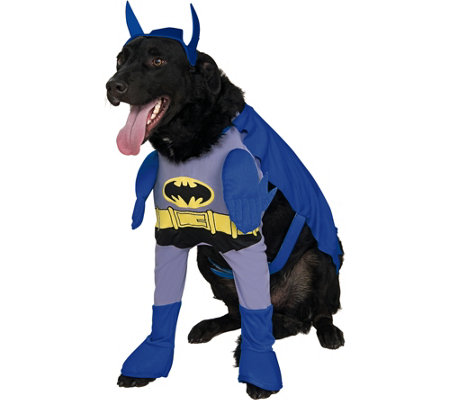 Rubie's Batman Pet Costume For Big Dogs -XX Large