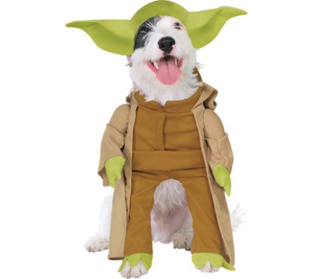 Rubie's Yoda Pet Costume-Extra Large