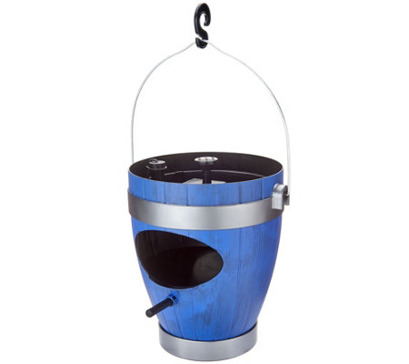 Bernini Hanging Dual Bird Feeder Water Fountain