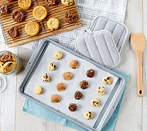 David's Cookies 96-Piece Ready to Bake Cookie Dough Sampler - M62431