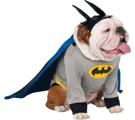 Rubie's Batman Pet Costume For Big Dogs - XXX Large