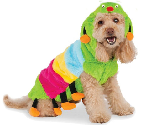 Rubie's Caterpillar Cutie Pet Costume-Large