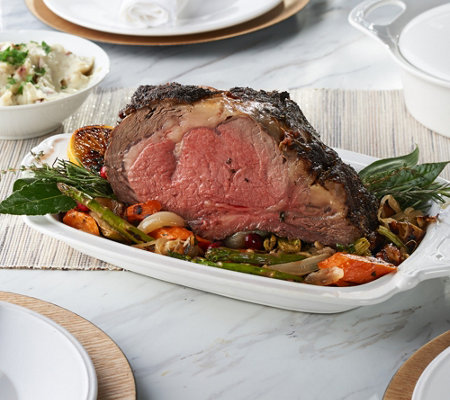 Martha Stewart 5-6-lb Black Angus Bone-In Prime Rib Roast
