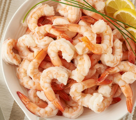 Anderson Seafoods 3-lbs Cooked White Asian Shrimp