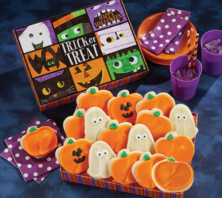 Cheryl's 16-Piece Trick or Treat Gift Box