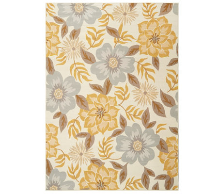 Tommy Bahama 7' x 10' All- Over Floral In/Outdoor Rug