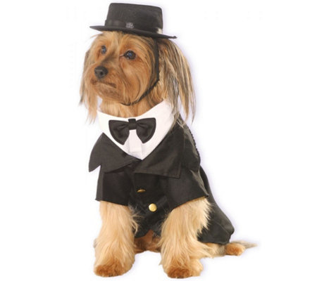 Rubie's Dapper Dog Pet Costume-Small