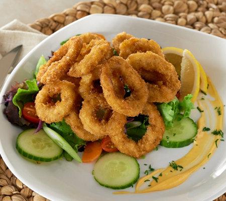 Anderson Seafoods 2 2 5 Lb Boxes Breaded Calamari Rings