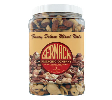 Germack Deluxe Mixed Nuts Jar