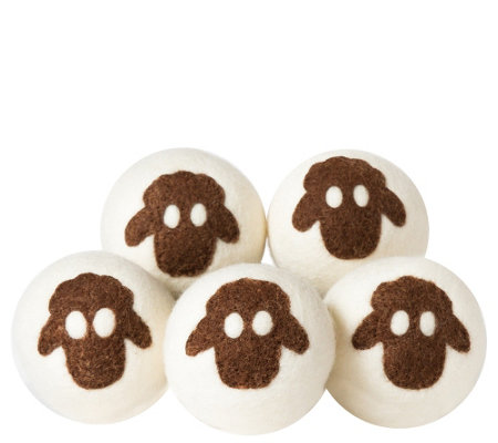 Lambswool Dryer Balls by Campanelli
