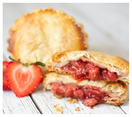 Mamie's Pies (12) 4.5-oz Strawberry Pocket Pies