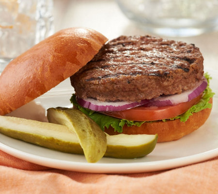 Kansas City Steak Company (20) 6-oz Brisket Burgers