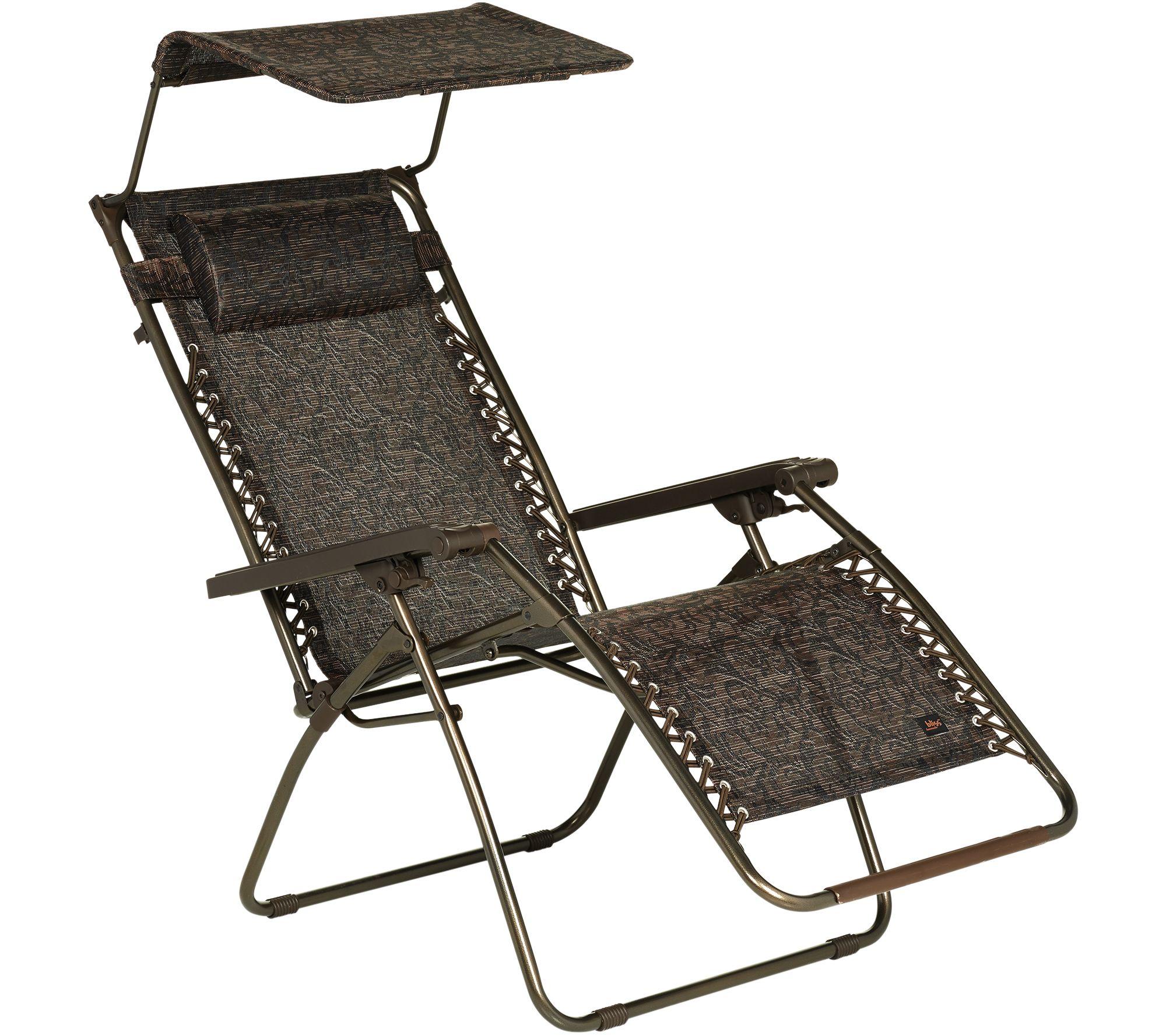 Qvc Bliss Hammocks Premium Gravity Free Reclining Chair