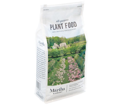 Martha Stewart All Purpose Fertilizer for Flowers, Shrubs & Vegetables