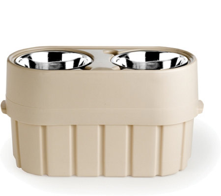 Pet Zone Store-N-Feed Pet Feeder