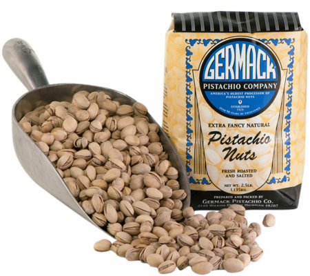 Germack 2.5-lb Roasted & Salted Pistachios