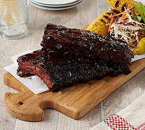 Corky's BBQ (8) 1-lb Competition Baby Back Ribs Auto-Delivery - M59247