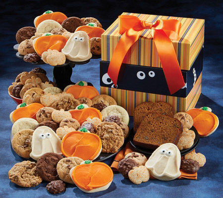 Cheryl's Halloween Triple Treat Gift Box
