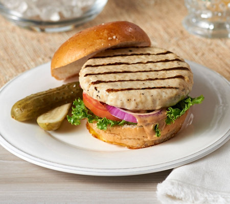 Rastelli Market Fresh (20) 5 oz. Turkey Craft Burgers