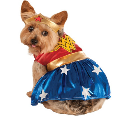 Rubie's Wonder Woman Pet Costume-Small