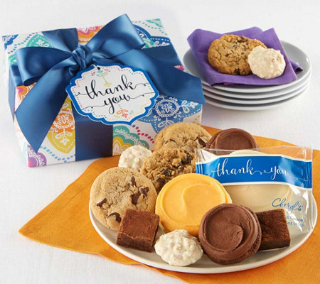 Cheryl's Thank You Treats Box