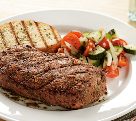 Kansas City Steak Company (8) 5-oz Top Sirloin/Steaks