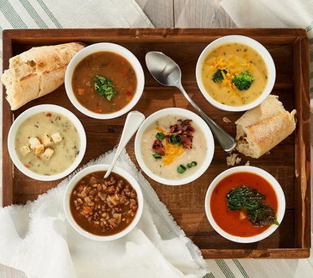 Maggie and Mary's 6-pack Pantry Gourmet Comfort Soup Assortment