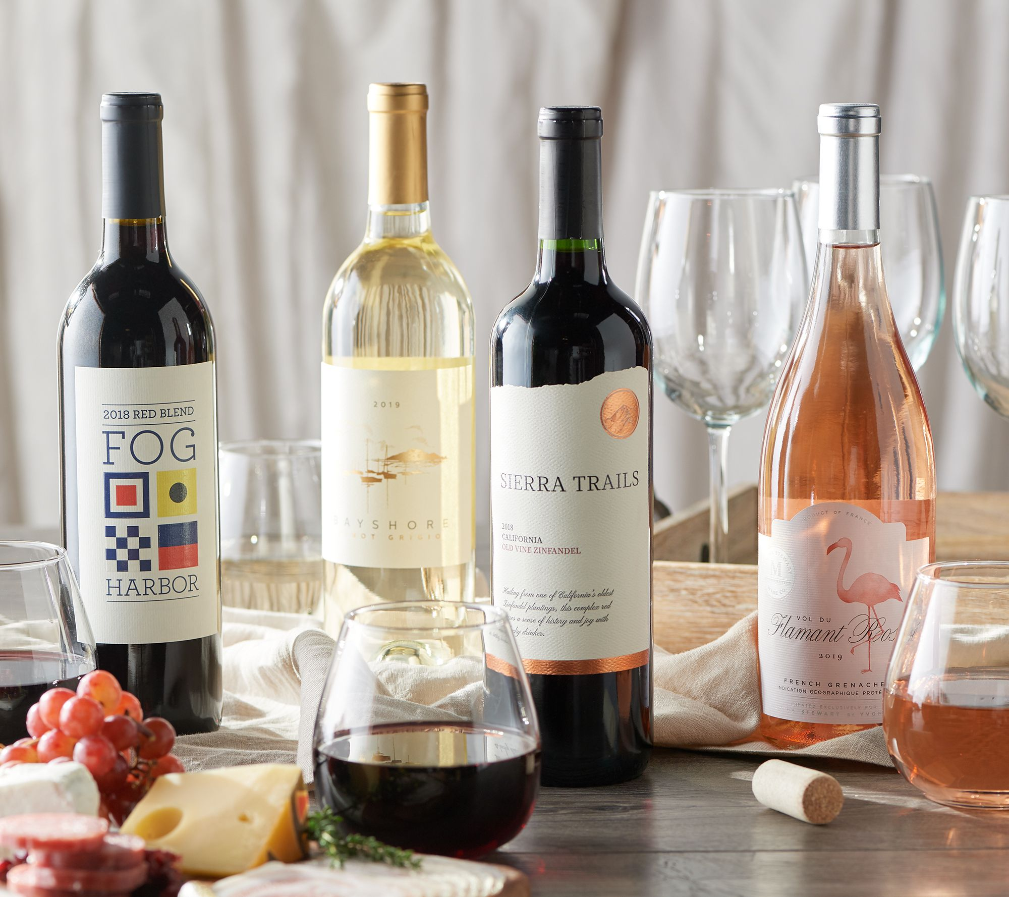 Martha Stewart's 12 bottle fall flavors collection