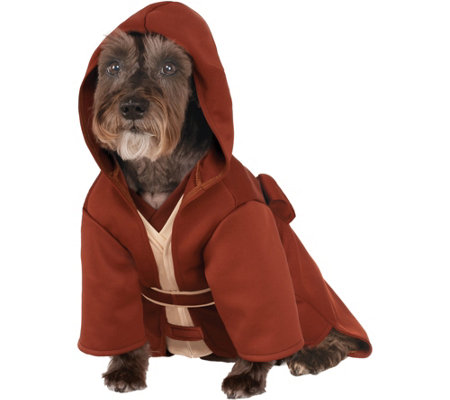 Rubie's Jedi Robe Pet Costume - Extra Large