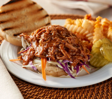 Bubba's Q 5 lbs BBQ Pulled Pork in Sauce Auto-Delivery
