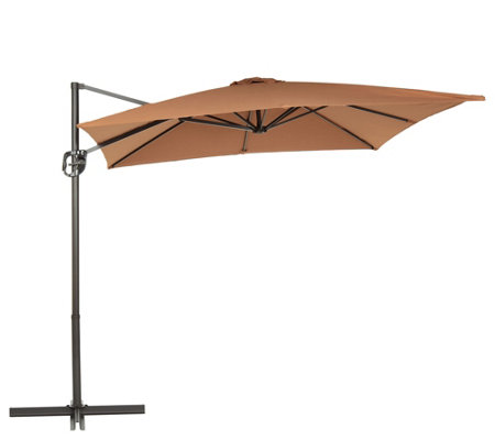 ATLeisure 8-1/2' Square Olefin Offset Umbrella