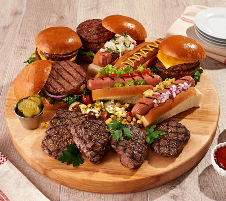 Kansas City 8.9 lb. Grilling Sampler Auto-Delivery