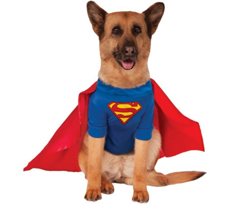 Rubie's Superman Pet Costume for Big Dogs - XXLarge