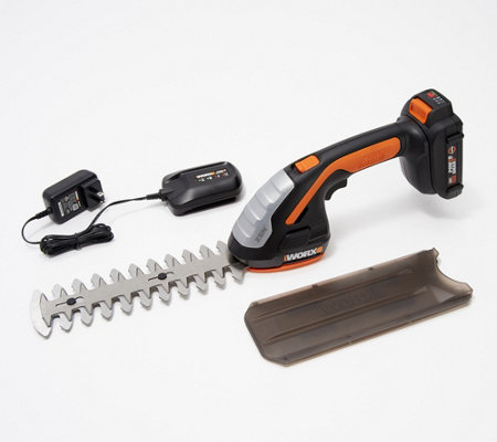 Worx Cordless 20v Shrubber Tool With Battery