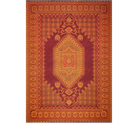 Mad Mats 6' x 9' Turkish Indoor/Outdoor Reversible Floor Mat