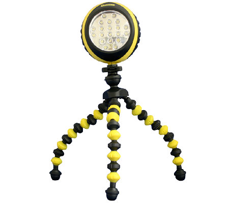 Stanley Squid-Brite Rechargeable LED Work Light
