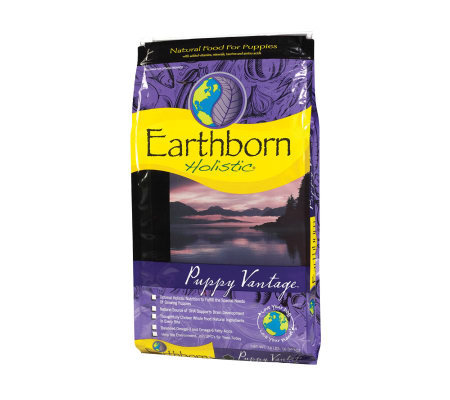 Earthborn Puppy Vantage Food
