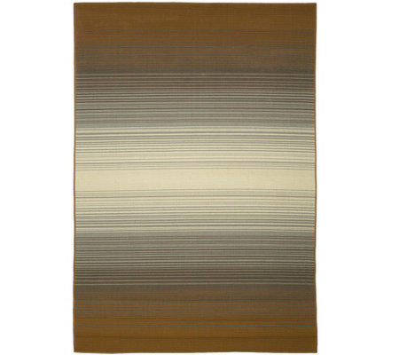 Scott Living 5x7 Kittery Ombre Indoor/Outdoor Rug