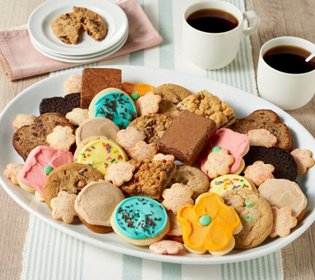 Cheryl's 44-Piece Jill's Favorite Things Bakery Sampler Auto-Delivery
